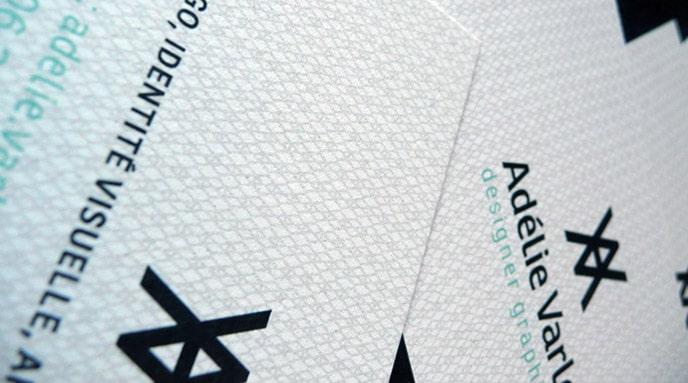 Carte De Visite Designer Graphiste