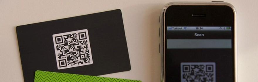 Le QR Code Un Outil Pour Vos Cartes De Visite