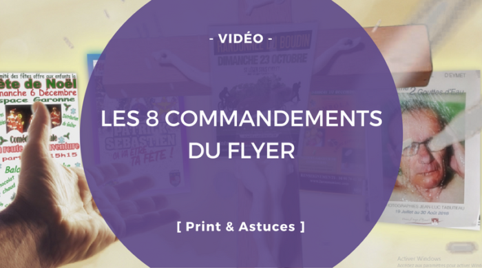 En Video Voici Les 8 Commandements Du Flyer