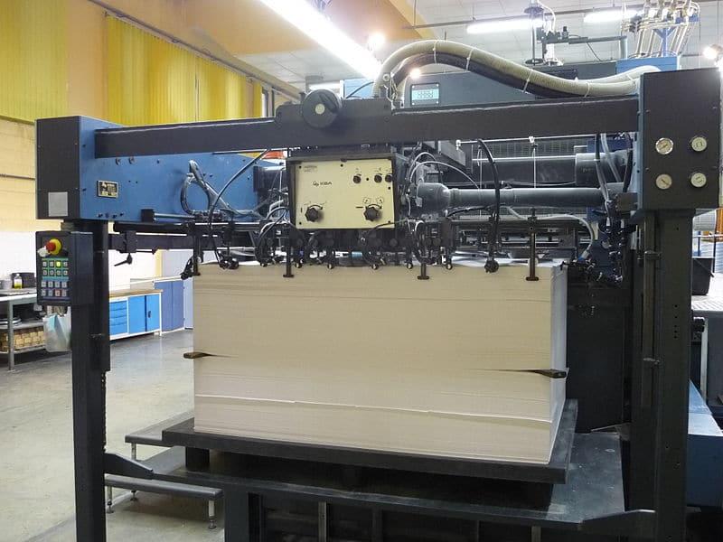 presse offset