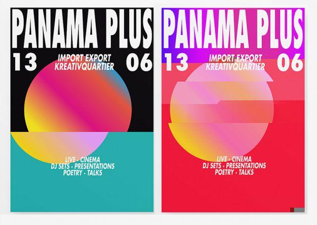 flyer festival Panama Plus