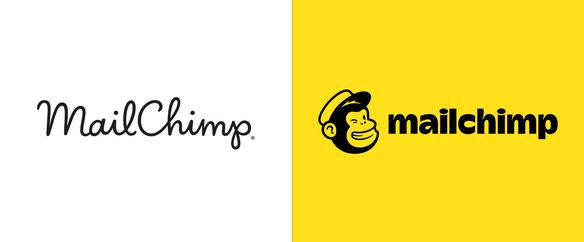 mailchimp nouveau logo