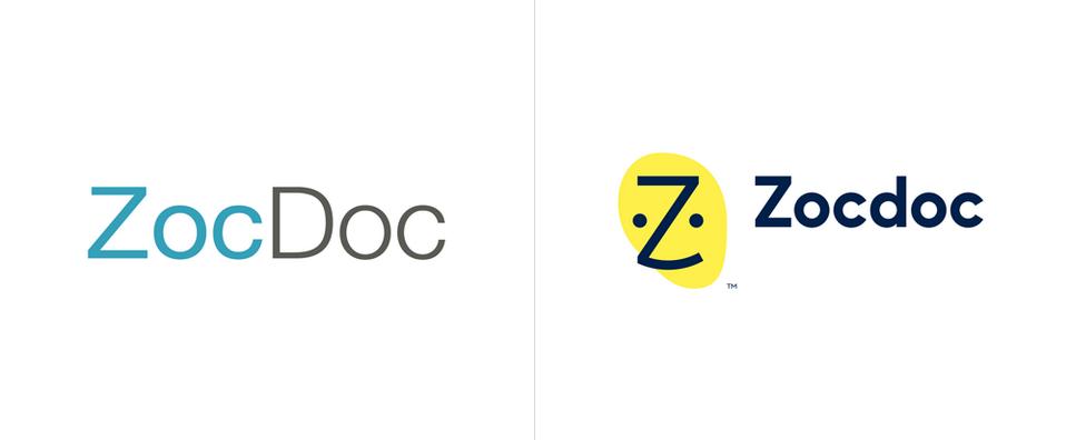 rebranding zocdoc