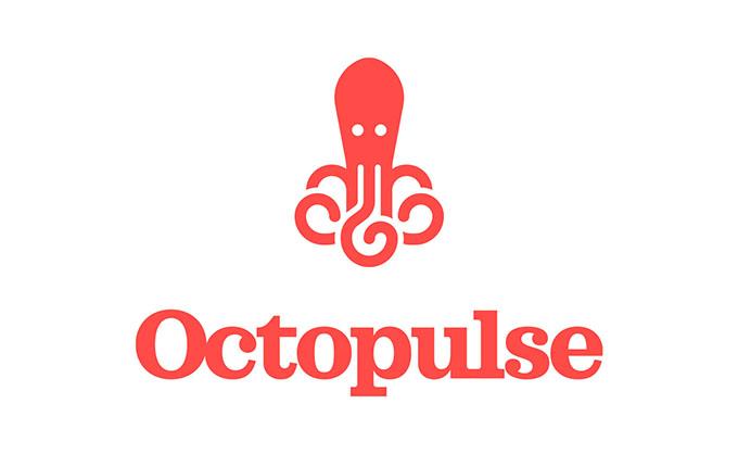 Logo Octopulse par JP Cabaroc