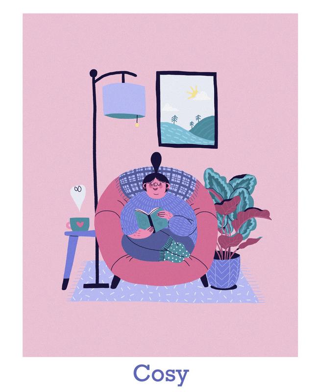 Illustration de Marie Boiseau Inktober 2019