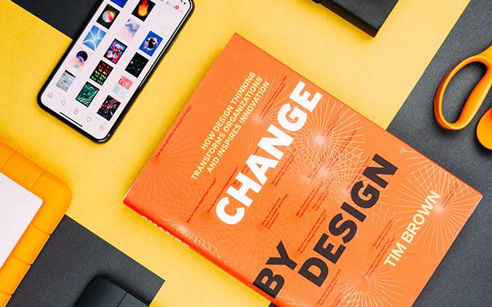 Change by design by Tim Brown