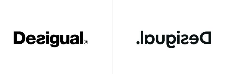 Refonte logo Desigual