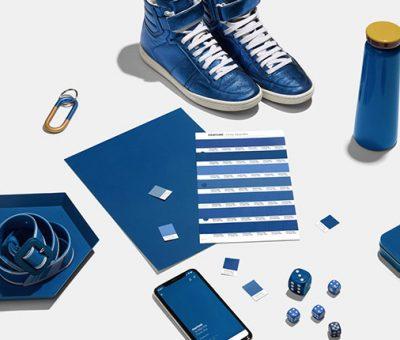 Classic blue : couleur pantone de l'année