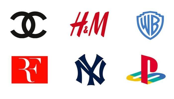 Les meilleurs logos monogrammes jamais créés
