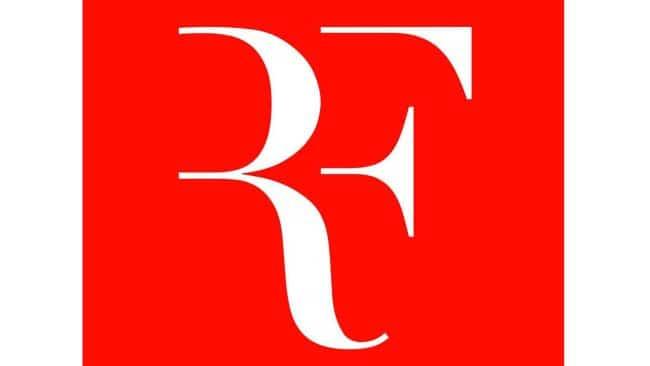 Logo Roger Federer