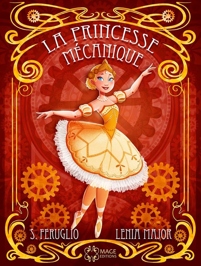 Couverture livre Princesse Mécanique