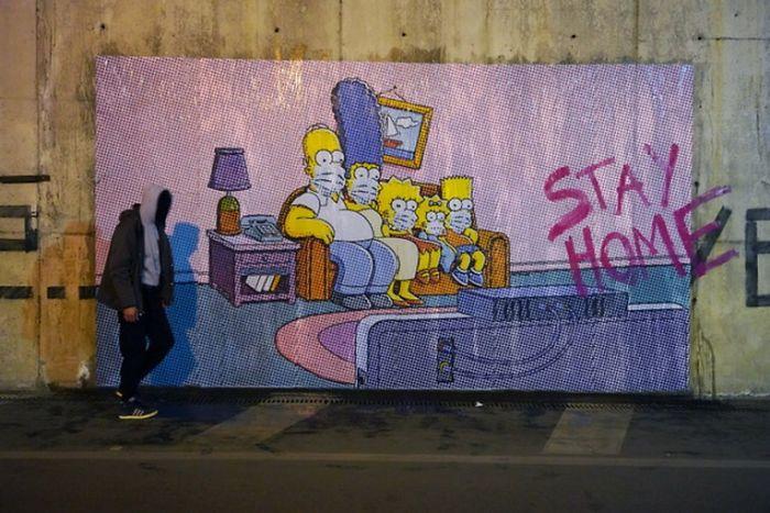 Graffiti de Nello Petrucci