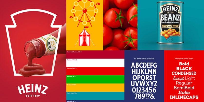 rebranding Heinz