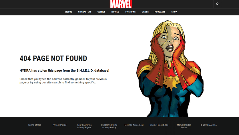 page 4040 Marvel