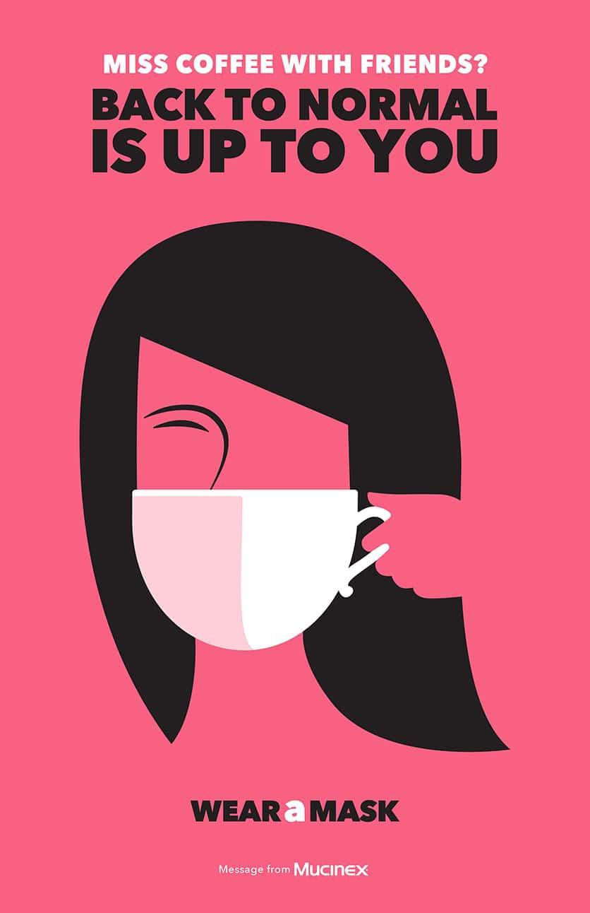 Affiche par Noma Bar