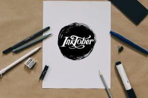 Inktober 2020 : la liste officielle des thèmes