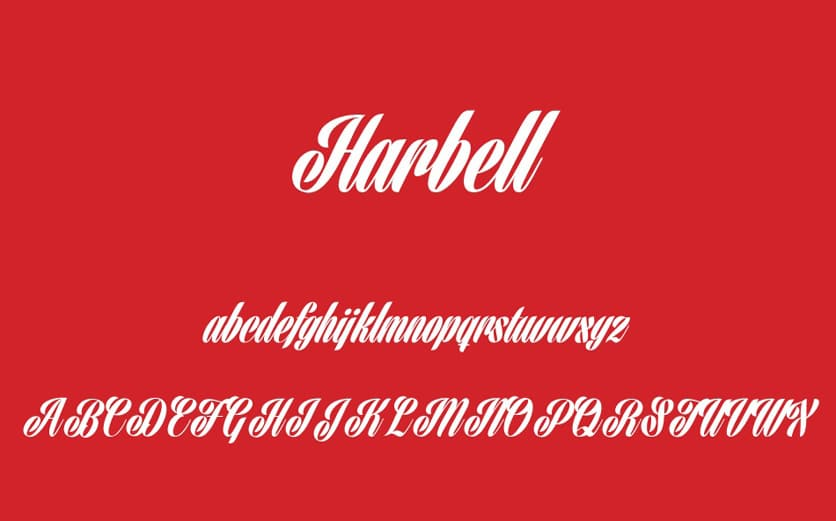 Harbell Personal Use Only