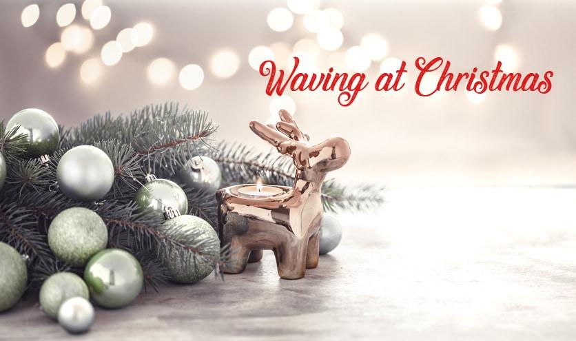 ondeggiamento A Natale