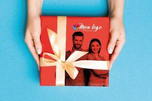 Papier Cadeau Personnalise