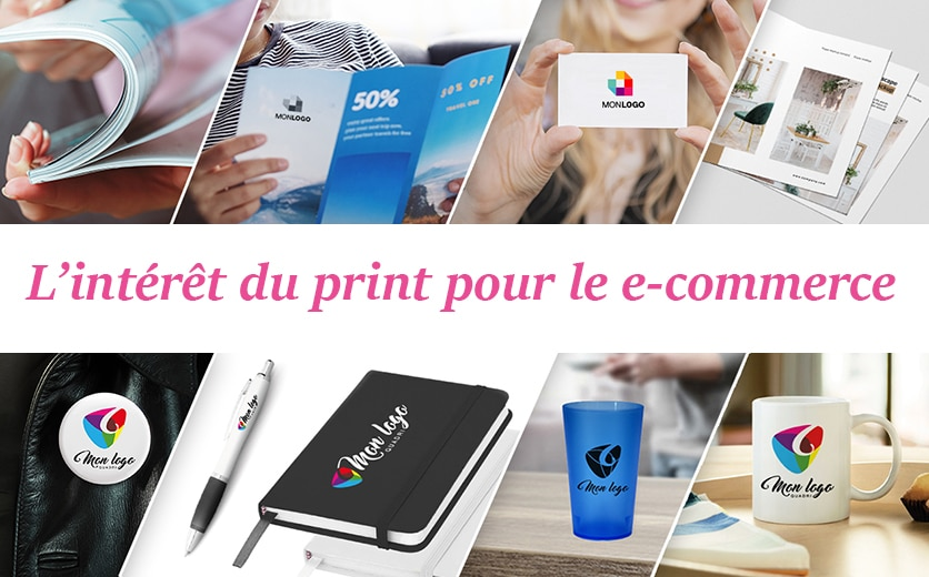 E-commerçants : l'imprimé pour vous démarquer