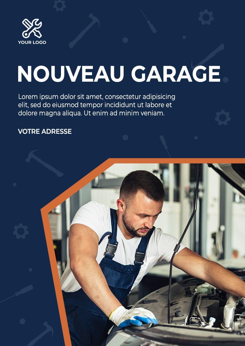 Flyer Garage