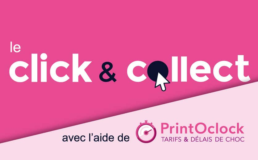 Le Click and collect, à la rescousse des petits commerçants