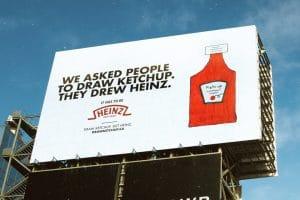 Campagne Publicitaire Heinz