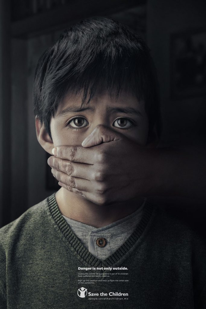 Campagne protection des enfants