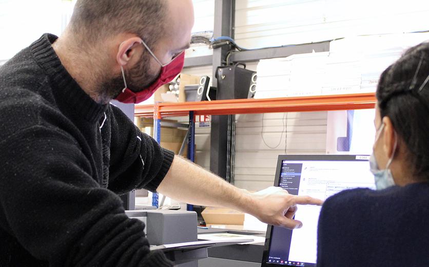 Thomas, Atelier Numérique Printoclock