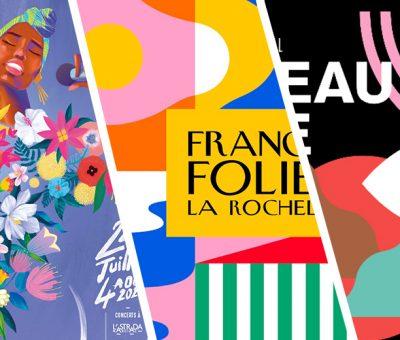 Image illustrative pour affiches festivals 2021