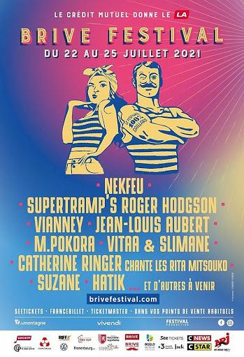 Brive Festival, affiche 2021