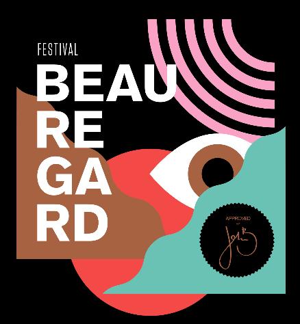 Festival Beauregard, affiche 2021