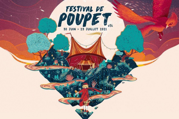 Festival de Poupet, affiche 2021