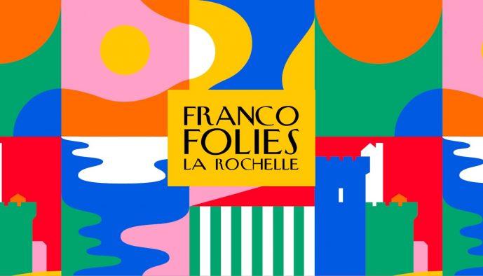 Les Francofolies la Rochelle, affiche 2021