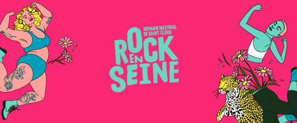 Rock en Seine, affiche 2021