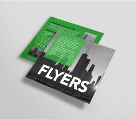 flyer carré