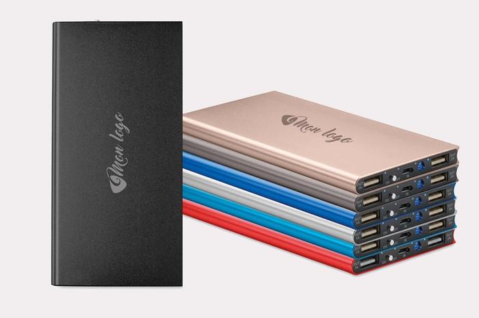 Batterie externe [Premium] personnalisée