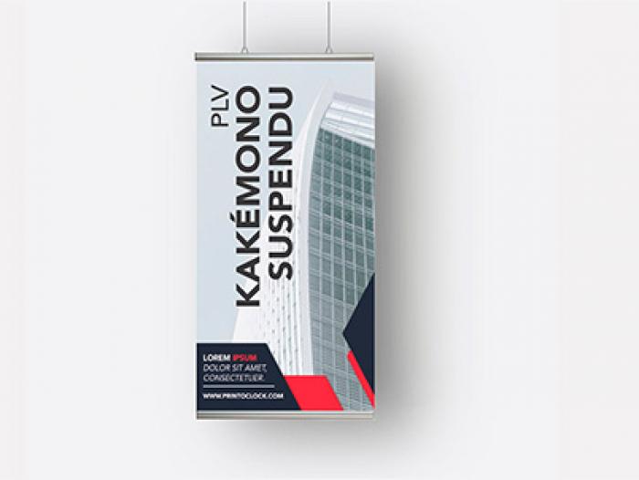 affiche kakemono