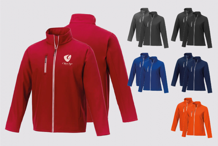 softshell personnalisable