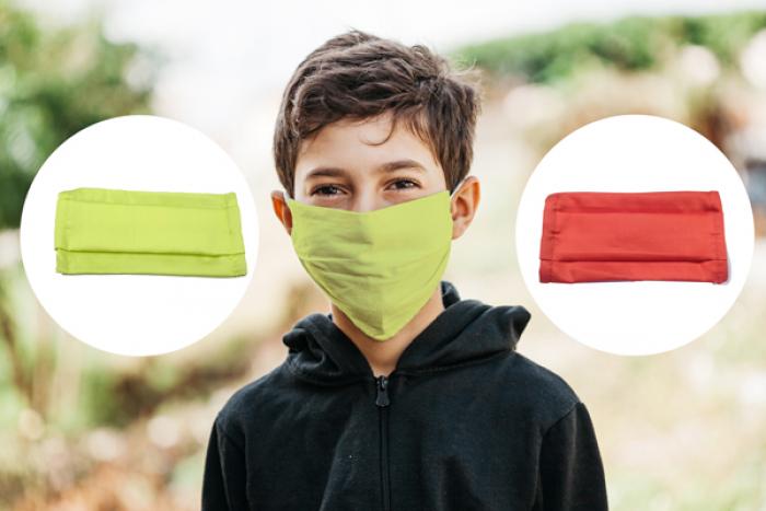 masque enfant AFNOR