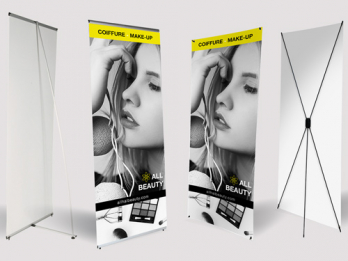 banner & totem publicitaires