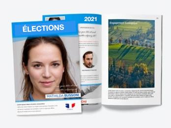 Brochure élections