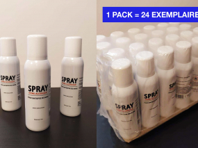 Spray Gel Hydro alcoolique