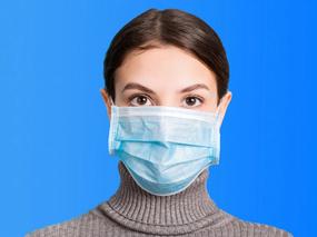 Masque de protection chirurgical Type I (boîte 50 ex)