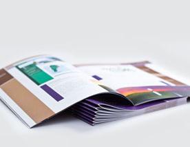 Créer sa brochure