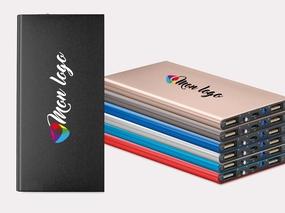 Batterie externe [Premium] personnalisée couleurs