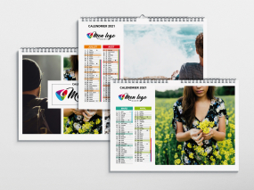 calendrier mural Paysage