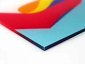 Plaque en Plexiglas 5mm