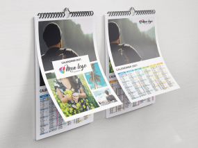 calendrier mural personnalisable