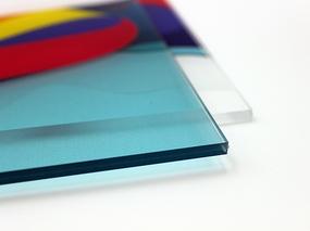 Impression plexiglas